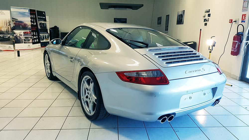 Porsche997 Céramique